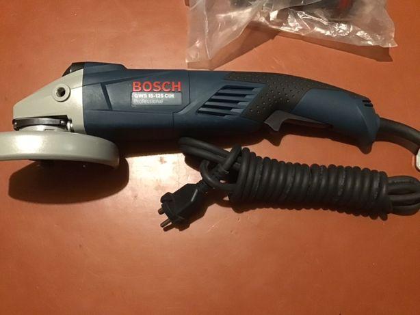 Болгарка Bosch GWS 15-125 CIH Оригинал Германия