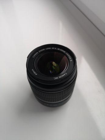 Obiektyw Canon 18-55 mm f/3.5-5.6 EF-S IS II (OEM)
