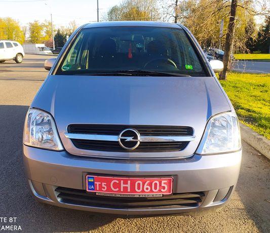 Opel Meriva опель пригнан из Германии расстаможен