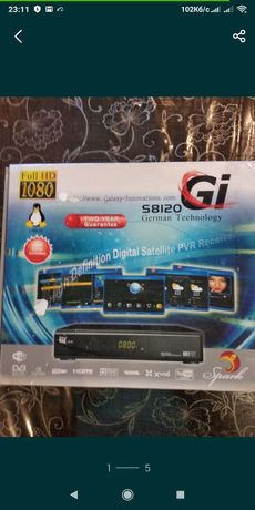 Спутниковый ресивер GI S8120