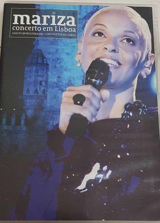 Marisa ao vivo DVD