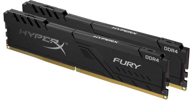 Pamięć Ram HyperX Fury 2x4gb 3200mhz
