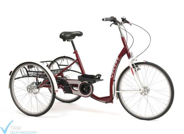 LAGOON Rower rehabilitacyjny trójkołowy dla dorosłych Vermeiren