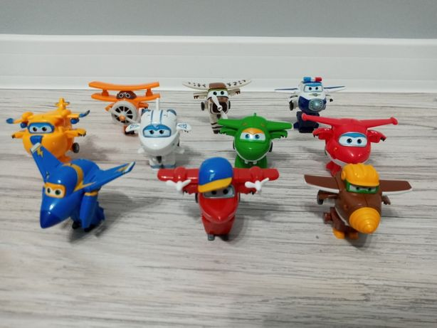 Super Wings, Pidżamersi i wiele innych zabawek...