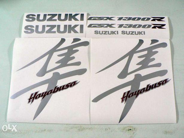 Kit Autocolantes Suzuki GSX-R 1300 Hayabusa (1999/2007)