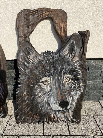 Rzeźby w drewnie