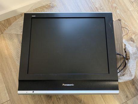 Tv lcd telewizor plaski ekran jak nowy panasonic 20 cali