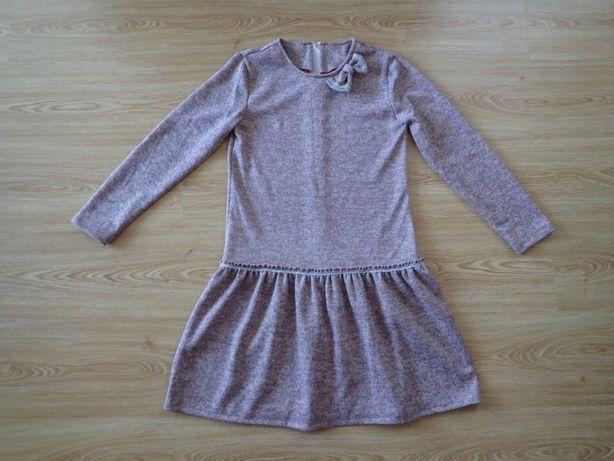 Sukienka jesienno zimowa 158