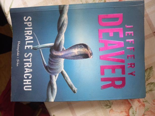 Jeffery Deaver spirale strachu