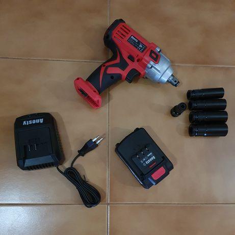 Pistola de impacto a bateria