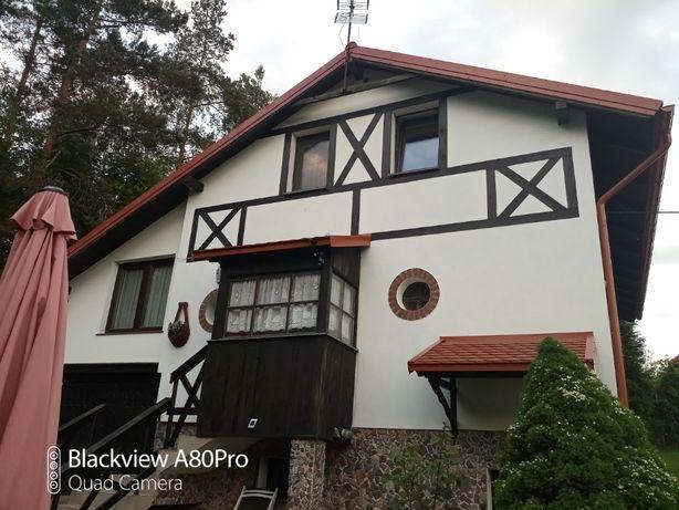 Całoroczny i weekendowy dom nad jeziorem Dębno w miejscowości Gaj