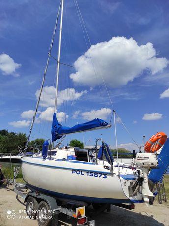 Jacht Żaglowy VIS 65