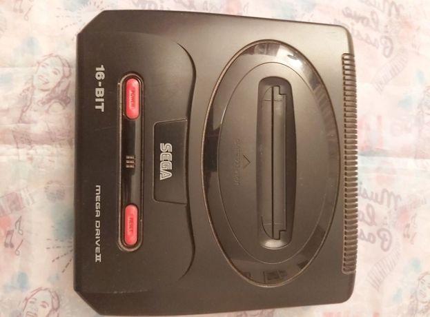 Mega drive ll (ler descrição).