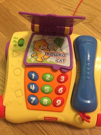 Телефон Fisher-price