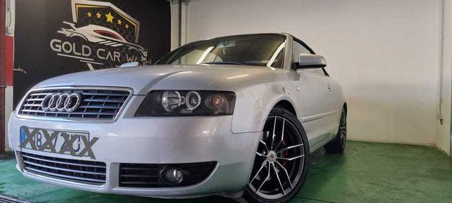 Audi a4 cabrio 1.8