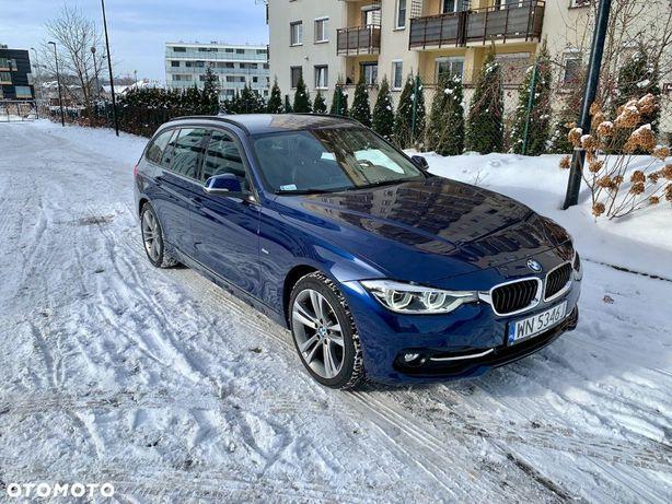 BMW Seria 3 252km xDrive. Salon Polska! Gwarancja do 10.2021. Serwis do 03.2022
