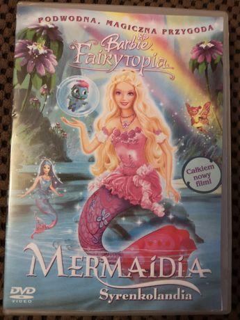 Barbie Syrenkolandia DVD