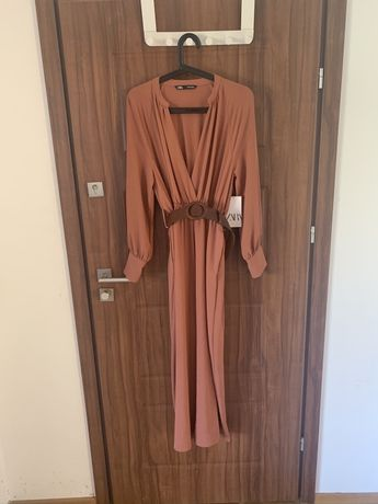 Elegancki kombinezon Zara NOWY