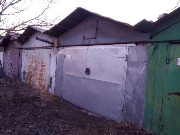 Капитальный гараж Правый берег