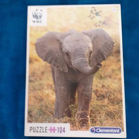 Puzzle 104 peças