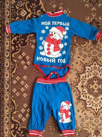 Продам новогодний костюм,для мальчика