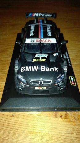 Model BMW M 3 firmy Burago w skali 1 :32