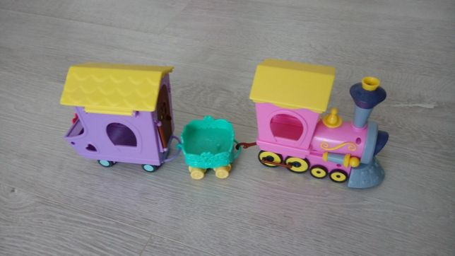 My Little Pony Pociąg Przyjaźni
