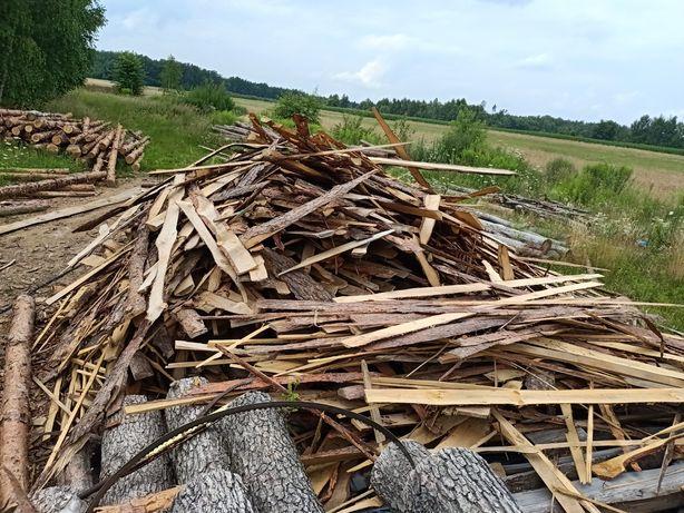 Drewno opałowe - obladry