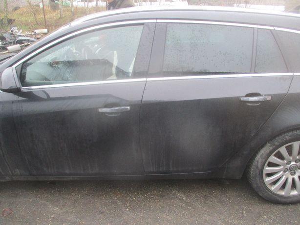 Opel Insignia drzwi lewe przednie przod tylne tył kombi Z22C komplet
