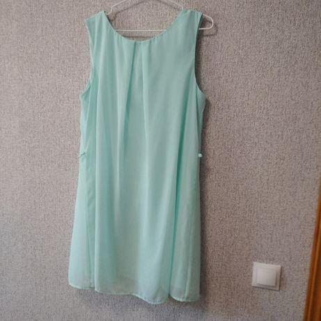 Шифоновое платье Atmosphere 16 р. шифонове плаття