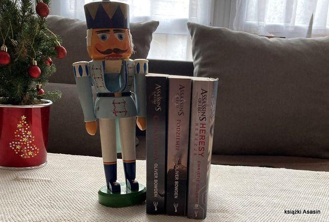 ASSASSINs Creed 3 książki