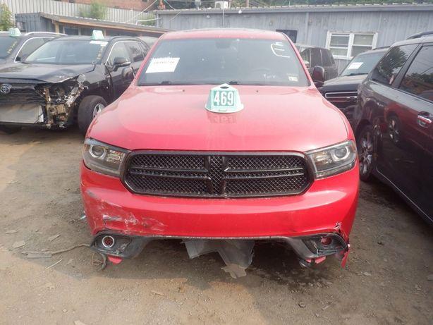 Dodge Durango 5.7 małe uszkodzenia pod koniec sierpnia w polsce