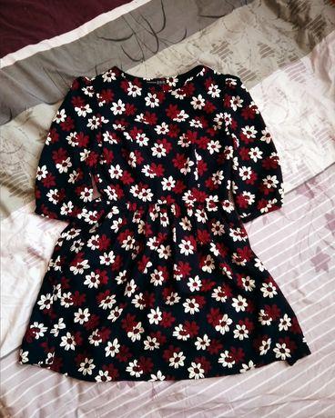 Плаття квіткового принту