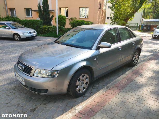 Audi A4 B6 2.0 2001r.