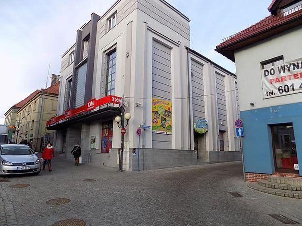 Lokal komercyjny w centrum miasta