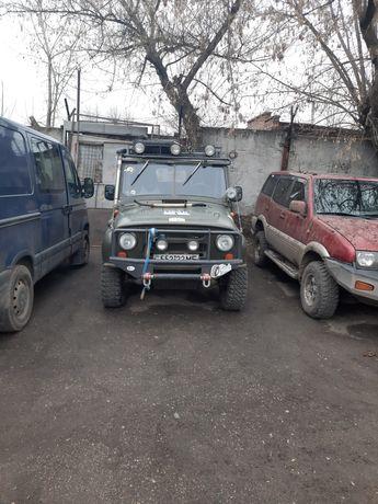 Уаз 469 легковоц