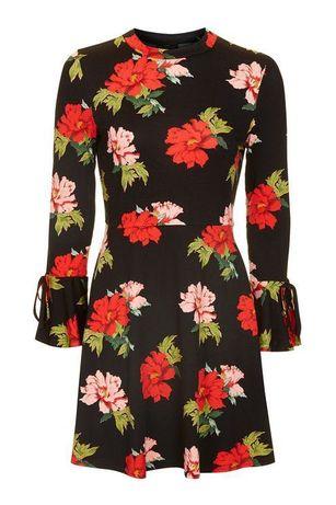 Новое стильное яркое платье от Topshop