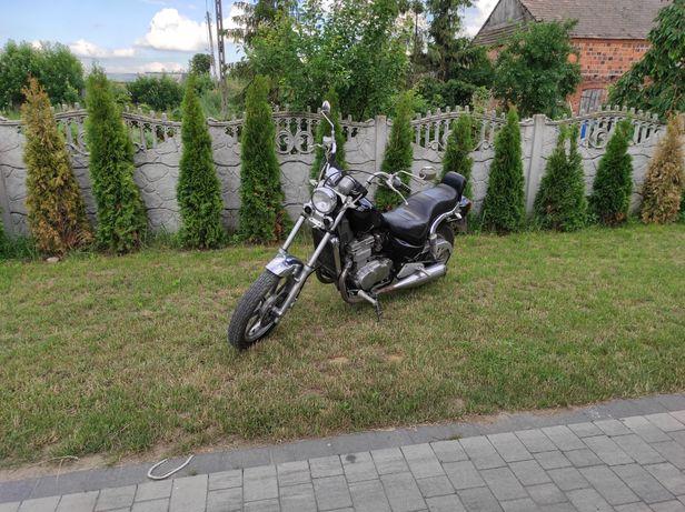 Sprzedam Kawasaki en500