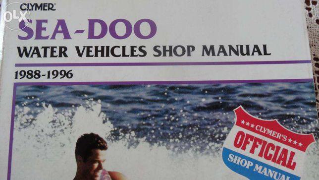 instrukcja obsługi skutery wodne SEA DOO