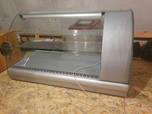 Продам настільну холодильну вітрину АРГО ВХС 1,2 XL бу