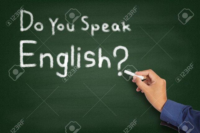 Korepetycje oraz konwersacje z języka angielskiego