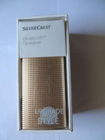 NOWY głośnik bluetooth do smartfona lub laptopa/komórki, SilverCrest