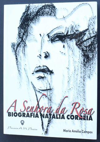 Biografia de Natália Correia – A Senhora da Rosa