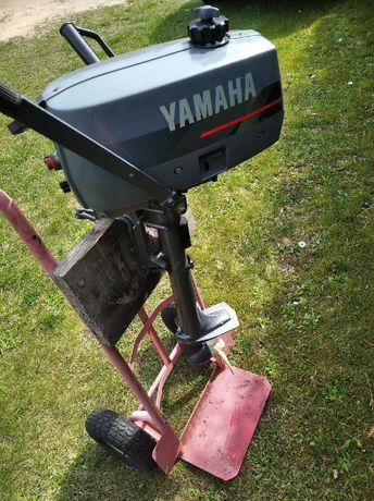 Silnik zaburtowy Yamaha 2 KM, 2suw,stopa s