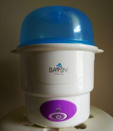 Sterylizator do butelek dla niemowląt.