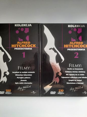 Filmy Alfreda Hitchcock 1 i 2