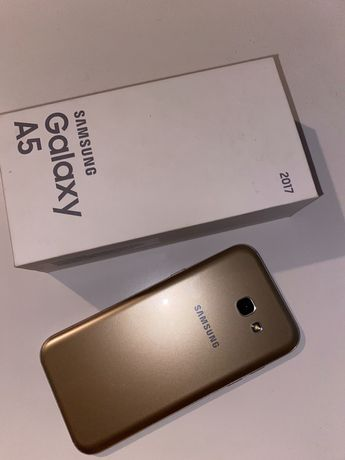 Samsung Galaxy A5 2017 kolor sand gold
