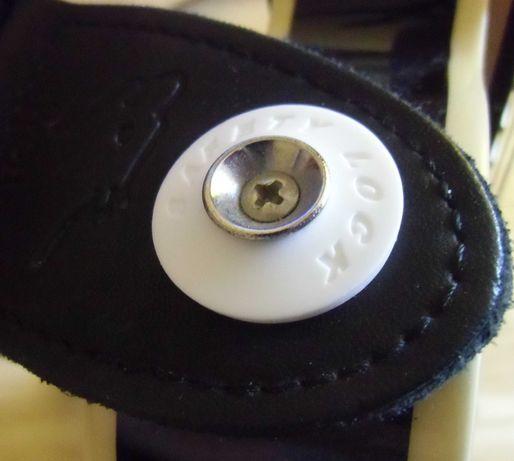 Safety Lock - zabezpieczenie paska gitarowego
