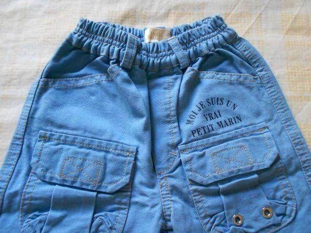 2 pares de calças, 12M