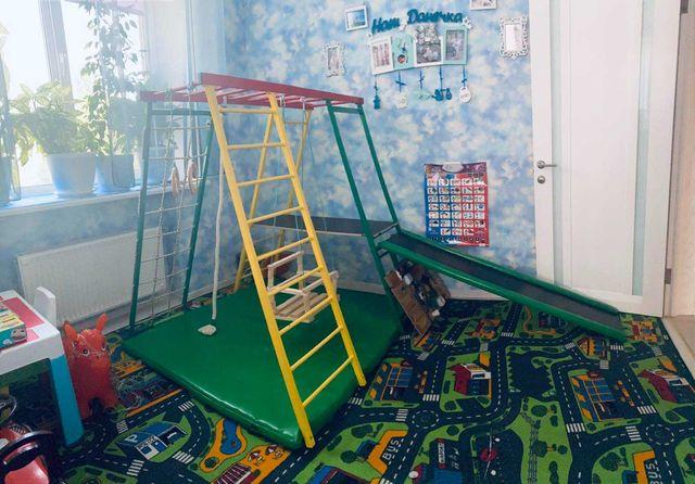 Спортивный детский комплекc (детская площадка)